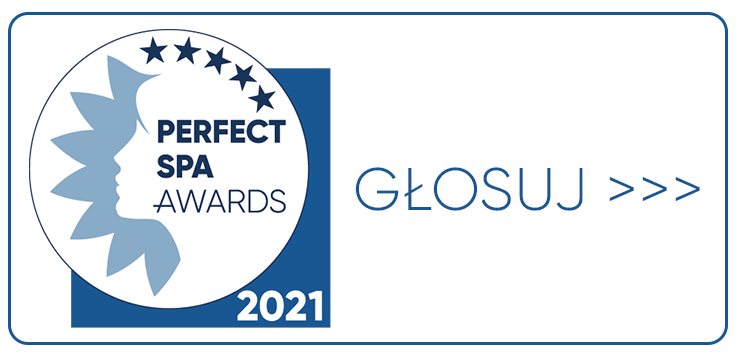 Głosuj w konkursie Perfect SPA Awards